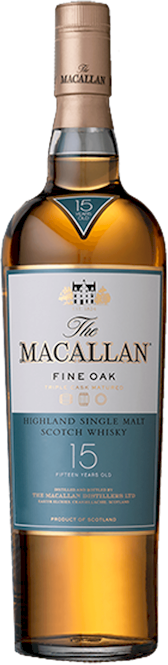 Macallan 15 Years Fine Oak Malt 700ml