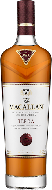 Macallan Terra Speyside Malt 700ml