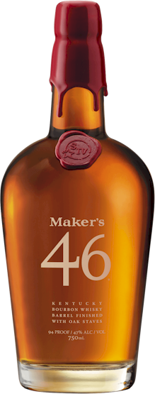 Makers Mark 46 Kentucky Bourbon 750ml
