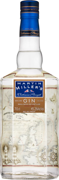 Martin Millers Westbourne Gin 700ml