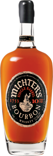 Michters Single Barrel 10 Year Straight Bourbon 700ml