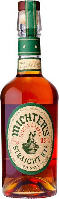 Michters Straight Rye Whisky 700ml
