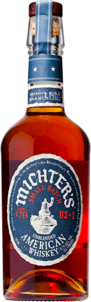 Michters Unblended American Whiskey 700ml