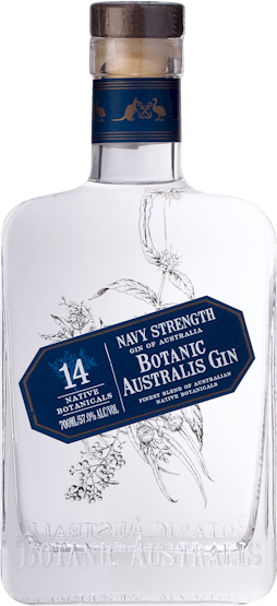 Mt Uncle Navy Strength Botanic Gin 700ml