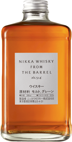 Nikka From Barrel Blended Japanese Whisky 500ml
