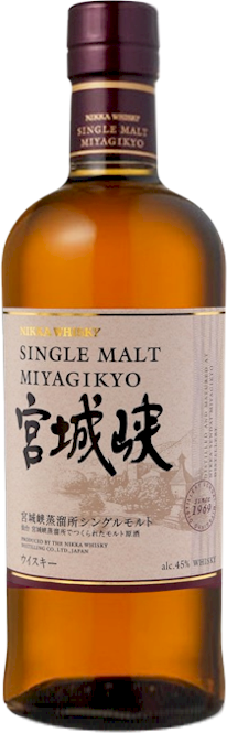 Nikka Miyagikyo Single Malt 700ml - Buy