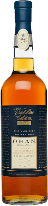Oban Distillers Edition Malt Whisky 700ml