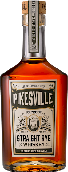 Pikesville Straight Rye Whiskey 700ml