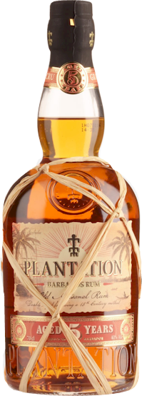 Plantation 5 Year Barbados Rum 700ml - Buy