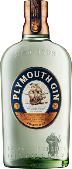 Plymouth Original English Gin 700ml