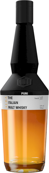 Puni Alba Italian Single Malt Whisky 700ml