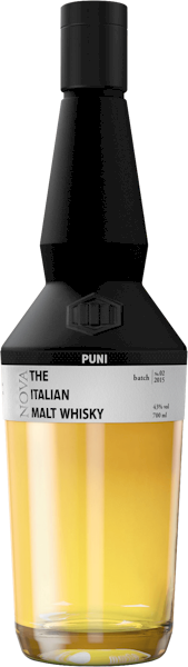 Puni Nova Italian Single Malt Whisky 700ml