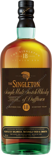 Singleton of Dufftown Spey Cascade 18 Years Malt 700ml