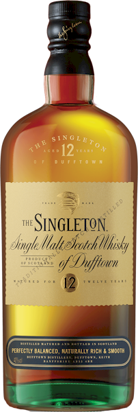 Singleton Spey Dufftown Cascade Single Malt 700ml
