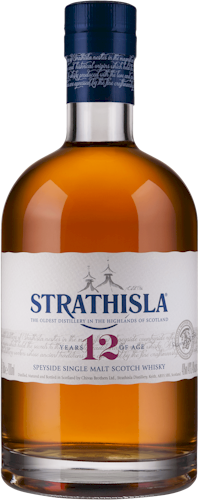 Strathisla 12 Years Single Speyside Malt 700ml