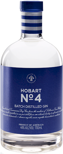 Hobart No 4 Batch Distilled Gin 700ml