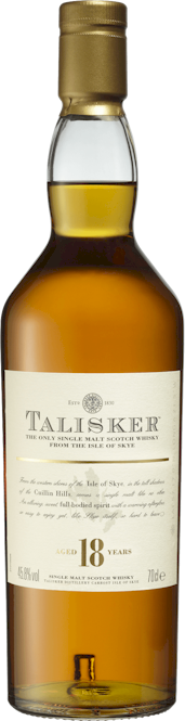 Talisker 18 Years Isle of Skye Malt 700ml