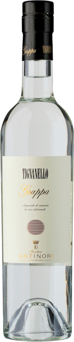 Antinori Tignanello Grappa 500ml