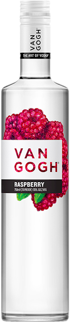 Van Gogh Raspberry Vodka 750ml