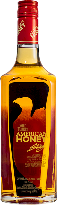 Wild Turkey Honey Sting 700ml