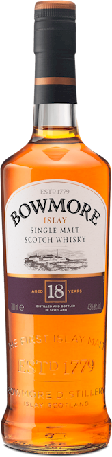 Bowmore Islay 18 Years Malt Whisky 700ml