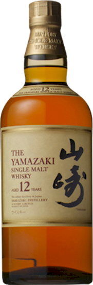 Yamazaki 12 Years Old Single Malt 700ml - Buy