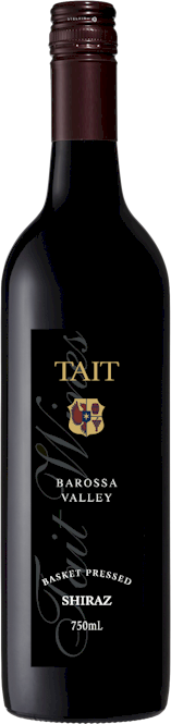 Tait Basket Pressed Shiraz