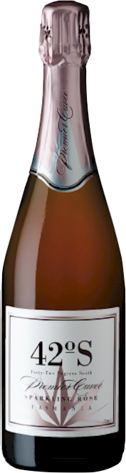 42 Degrees South Sparkling Rose