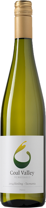 Coal Valley Vineyard Riesling 2014