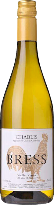 Bress Gold Chook Old Vine Chablis