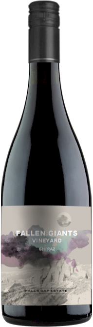 Halls Gap Fallen Giants Vineyard Shiraz 2014
