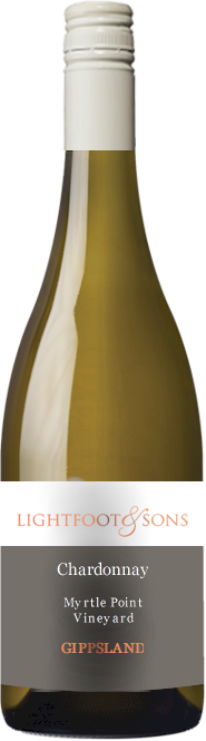 Lightfoot Sons Myrtle Point Chardonnay 2016