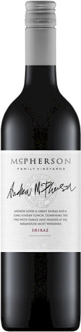 McPherson Family Shiraz 2016