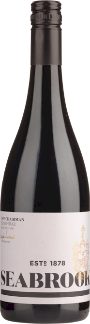 Seabrook Chairman Great Western Shiraz 2017