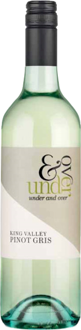 Armchair Critic Under Over Pinot Gris 2016