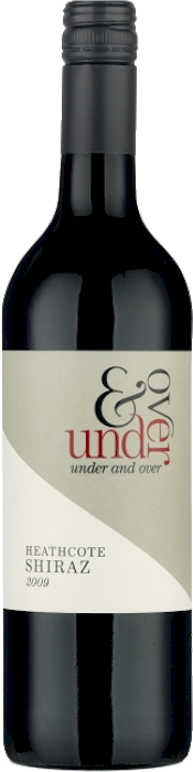 Armchair Critic Under Over Heathcote Shiraz 2013