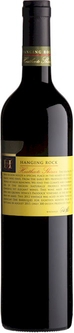 Hanging Rock Heathcote Shiraz 2012
