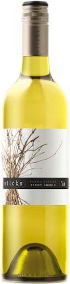 Sticks Yarra Valley Pinot Grigio 2016