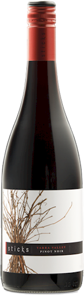 Sticks Yarra Valley Pinot Noir 2015