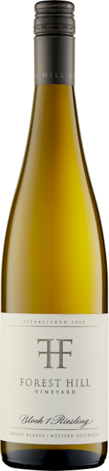 Forest Hill Block 1 Riesling 2015