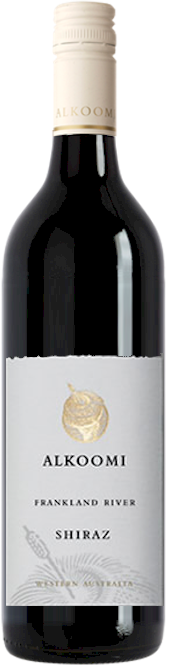 Alkoomi White Label Shiraz