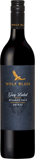 Wolf Blass Grey Label Shiraz 2013