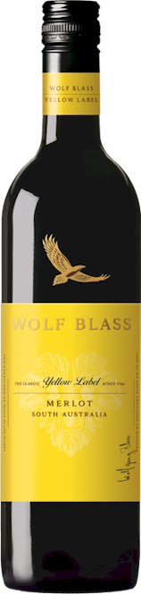 Wolf Blass Yellow Label Merlot 2015 - Buy