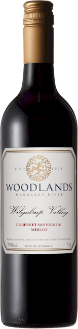 Woodlands Cabernet Merlot 2015
