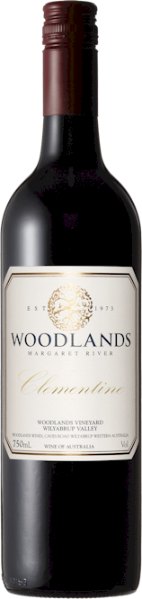 Woodlands Brook Vineyard Cabernet Clementine