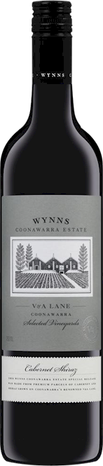 Wynns V A Lane Cabernet Shiraz 2010 - Buy