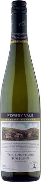 Pewsey Vale Contours Museum Riesling 2012
