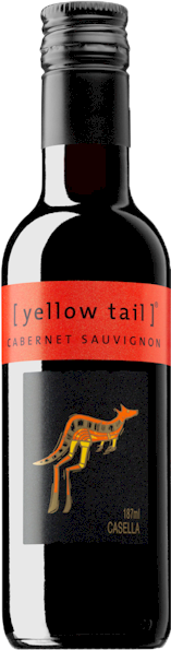 Yellow Tail Cabernet Sauvignon Piccolo 187ml - Buy