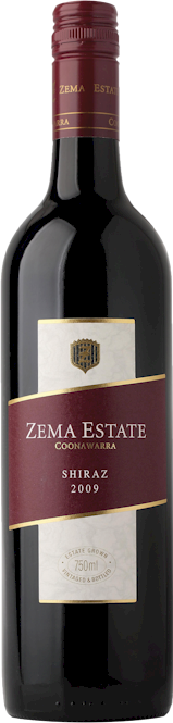 Zema Estate Shiraz 2013