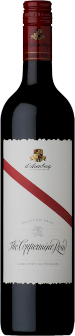 dArenberg Coppermine Road Cabernet